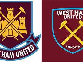 Por que o West Ham eliminou o castelo do seu escudo? WestHam