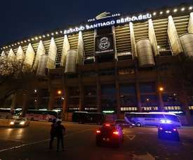 The Bernabeu will host. EFE