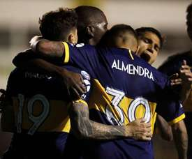 El 'método Alfaro' sí funciona en Superliga. BocaJuniors