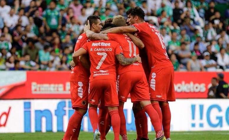 Veracruz podría descender por una deuda con un jugador. Veracruz