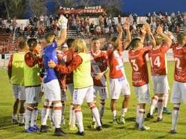 Les Argentinos Juniors remontent en 1ère division argentine. ArgentinosJuniors