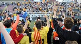 El Sant Andreu quedó clasificado en cuarta posición. UESantAndreu