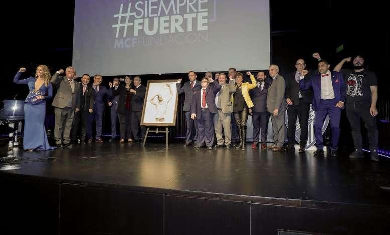 El Málaga llevó a cabo otra exitosa edición. MalagaCF