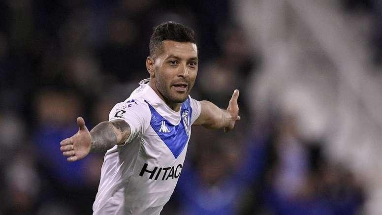 Vélez sigue con su racha y ya mira a Boca. VélezSársfield