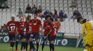 Osasuna venció en Córdoba con un festival de goles. LaLiga
