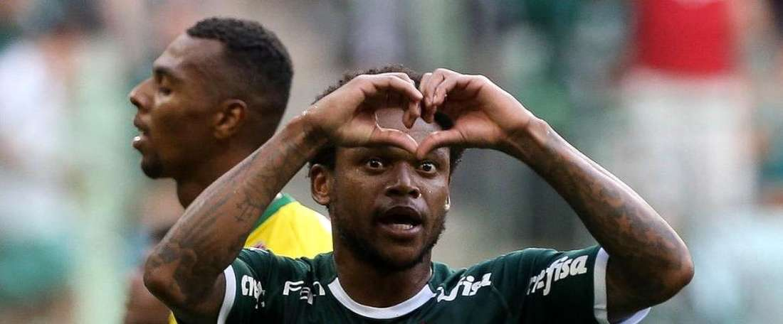Un susto despierta a tiempo a Palmeiras. Palmeiras