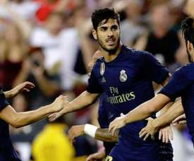 Asnesio's injury could open the door for other players. RealMadrid