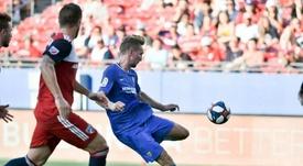 De Jong continua sem marcar. SevillaFC