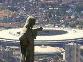 Maracaná vuelve a ser regido por el gobierno de Río de Janeiro. EFE