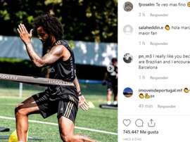 A nova versão de Marcelo. Instagram/marcelotwelve