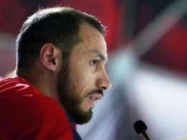 Marcelo Diaz pense pouvoir jouer jusqu'à 38 ans. EFE