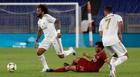 Marcelo, l'assurance vie du Real Madrid. Twitter/RealMadrid