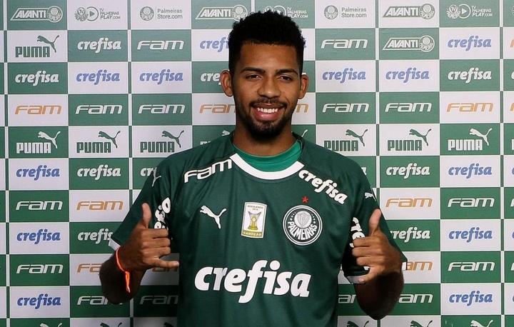 Matheus Fernandes retourne à Palmeiras. Palmeiras