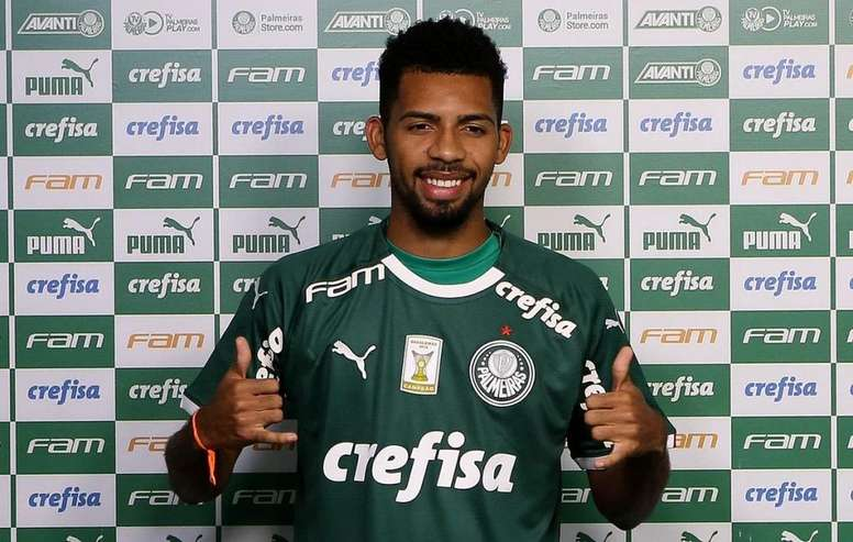 Deal for Matheus Fernandes to Barca considered closed. Palmeiras