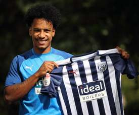 West Bromwich Albion devra payer 10 millions d'euros pour garder Matheus Pereira. Twitter/WBA