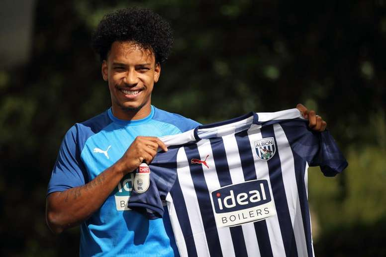Matheus Pereira could stay at WBA. Twitter/WBA