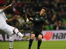 Mauricio Pereyra pourrait finir à Vigo. AFP