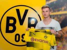 Max Philipp tem 23 anos e joga em toda a frente atacante. BVB
