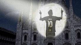 A Inter pagaria 260 milhões a Messi e superaria CR7. Suning