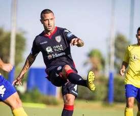 Nainggolan wants another chance at Inter. Cagliari