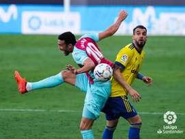 Cádiz y Villarreal firmaron un empate justo. LaLiga