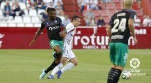 Albacete y Racing firmaron un justo empate en el Carlos Belmonte. LaLiga