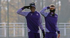 Barcelona after young star, Lokonga. Twitter/RSCAnderlecht