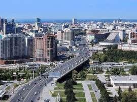 Imagen de Novosibirsk, Rusia, ciudad que no tiene equipo en Primera División.