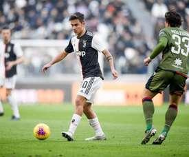 Le formazioni ufficiali di Cagliari-Juventus. Twitter/Juventus