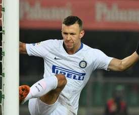 L'Inter vorrebbe offrire Perisic all'Atletico. AFP