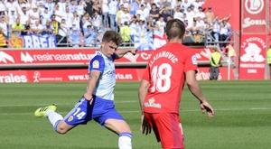 Numancia Vs Real Zaragoza Segunda Division 13 Octubre 2019