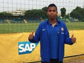 Imagen de Rigoberto Rivas, jugador que probará con el Inter de Milán. HonduSports