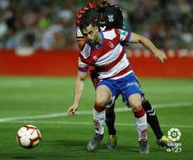 El Granada se impuso al Tenerife. LaLiga