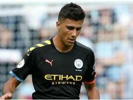 Rodrigo confia no seu City. AFP