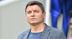 Dimite Oreshchuk de su cargo en el Dinamo de Moscú. Twitter/FCDM_official