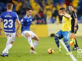 Las Palmas y Oviedo se repartieron los puntos. LaLiga