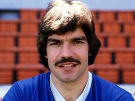 Imagen de Sam Allardyce cuando era jugador en el Limerick. NewsTalk