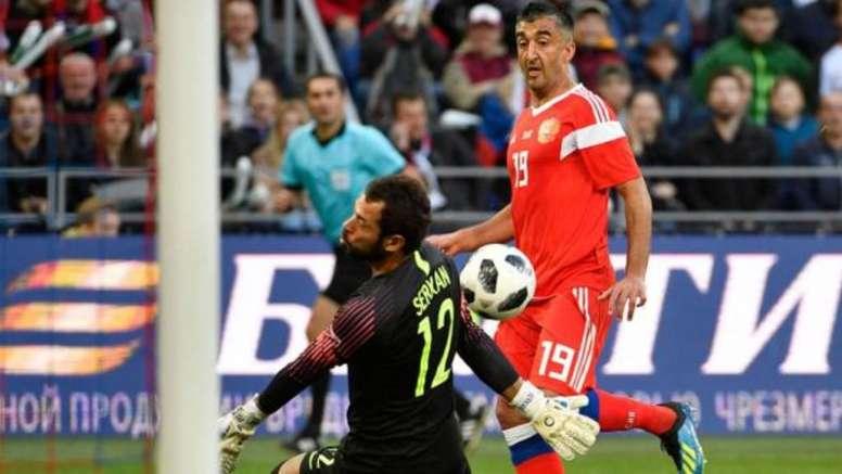 Serkan Kirintili renueva hasta 2022. AFP