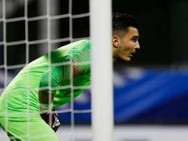Everton et Tottenham s'intéressent à Çakir. AFP