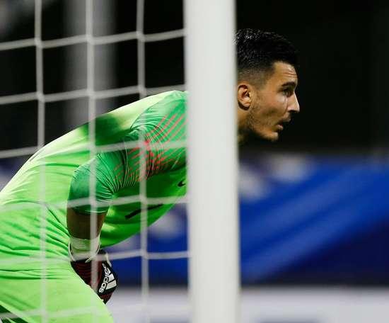 Liverpool fait monter les enchères pour Çakir. AFP