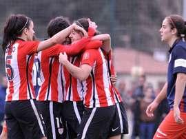El Athletic Femenino tendrá que administrar la ventaja de la ida en Dinamarca. LaLiga