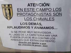 El Bertamiráns quiere evitar la tensión en su estadio. Twitter/BertamiránsFC