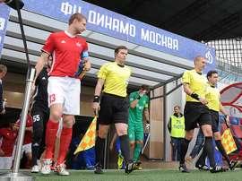 El SKA - Khabarovsk juega a 25 kilómetros de China. DinamoMoskva
