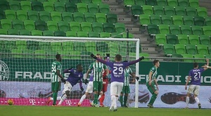The Budapest derby ended in a 0-0 draw. HegedusGabor