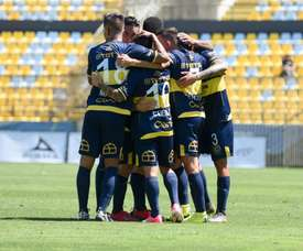 Everton cierra la jornada ahondando la crisis de Antofagasta. Twitter/evertonsadp