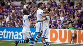 Piatti marca el camino hasta el triunfo. Montreal Impact