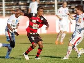 El jugador llega tras formarse en Palmeiras. OesteFC