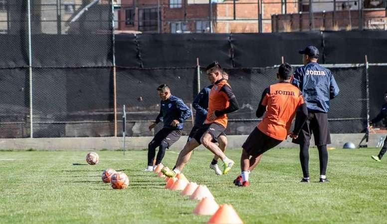 Bolívar pone fin a su huelga, pero el fútbol boliviano seguirá parado. ClubBolívar