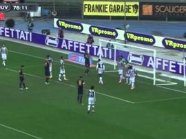 Buffon se despedirá de la Juve ante el Hellas Verona. Captura