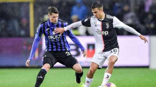 Les compos probables entre la Juventus et l'Atalanta.  JuventusFC